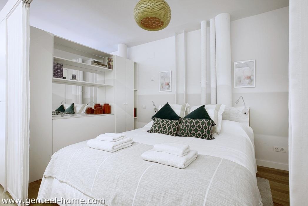 luxus apartment in madrid lagasca apartments in madrid. Black Bedroom Furniture Sets. Home Design Ideas