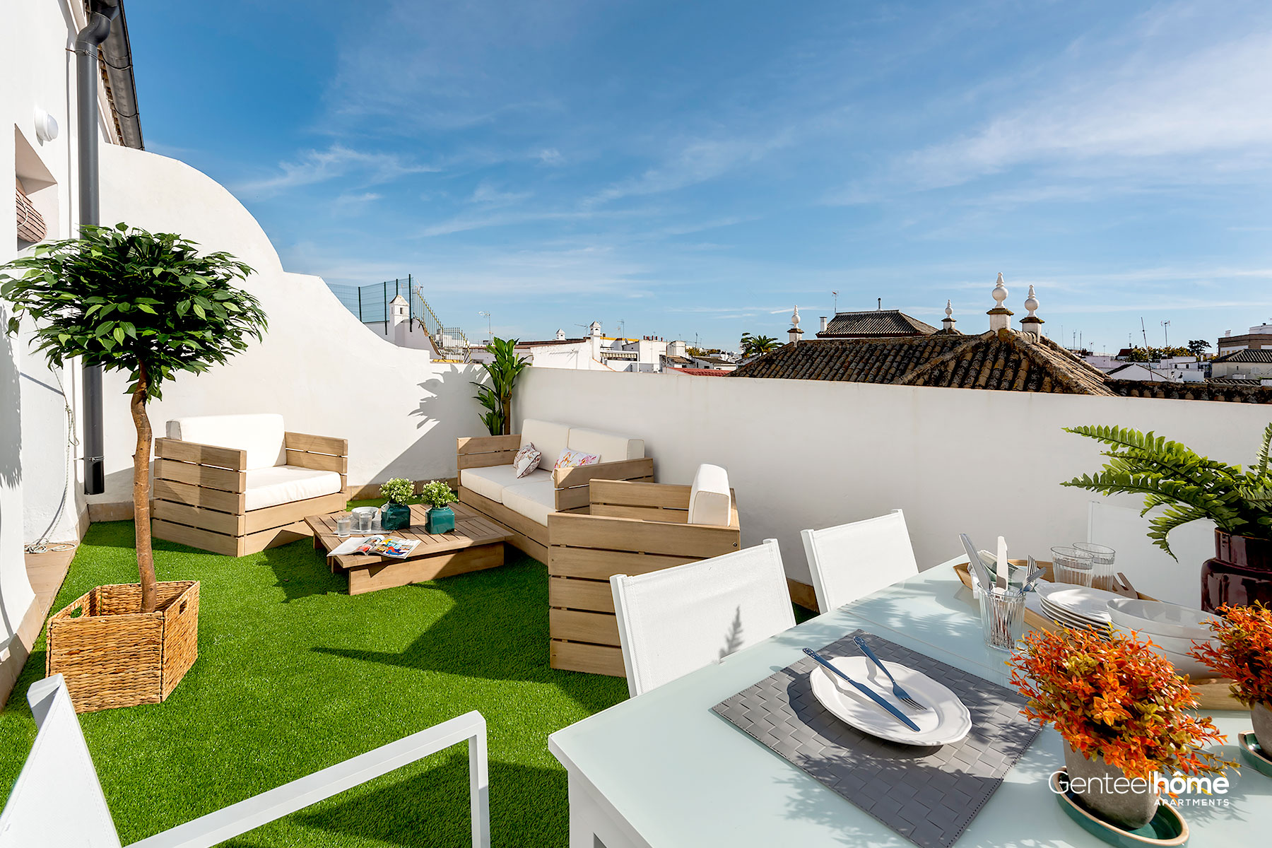 Penthouse in Seville