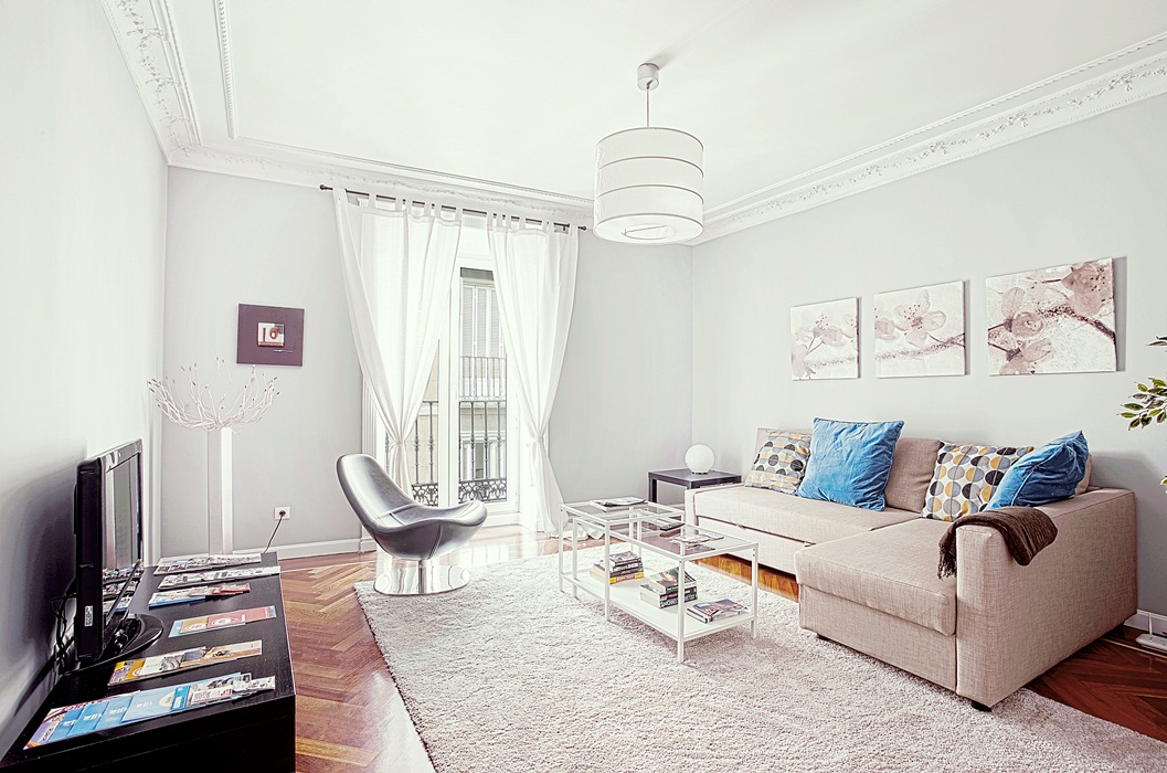 Apartment in Madrid