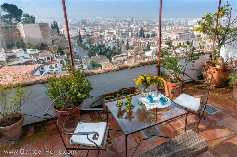 Penthouse-loft in Seville