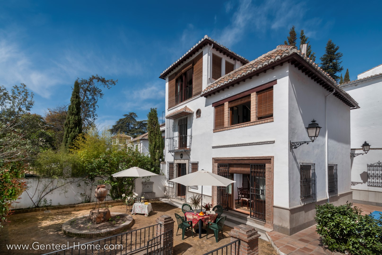 Houses in spain houses for rent in spain genteel home Seville house