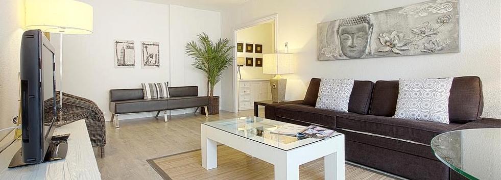 Luxury Apartment in Madrid