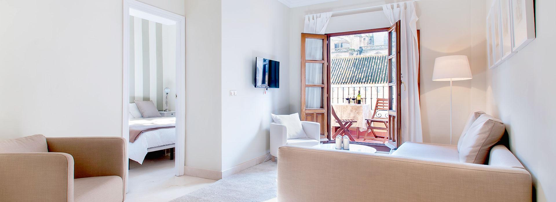 Luxury Penthouse in Seville