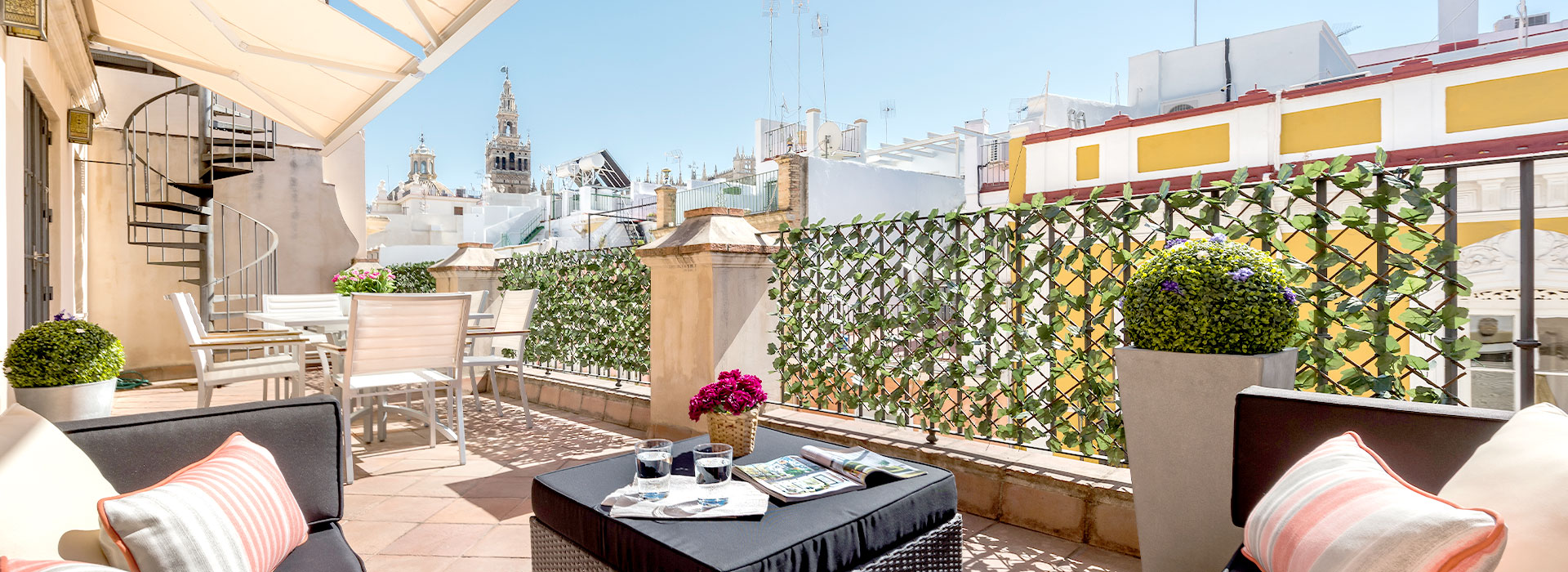 Luxury Penthouse in Seville
