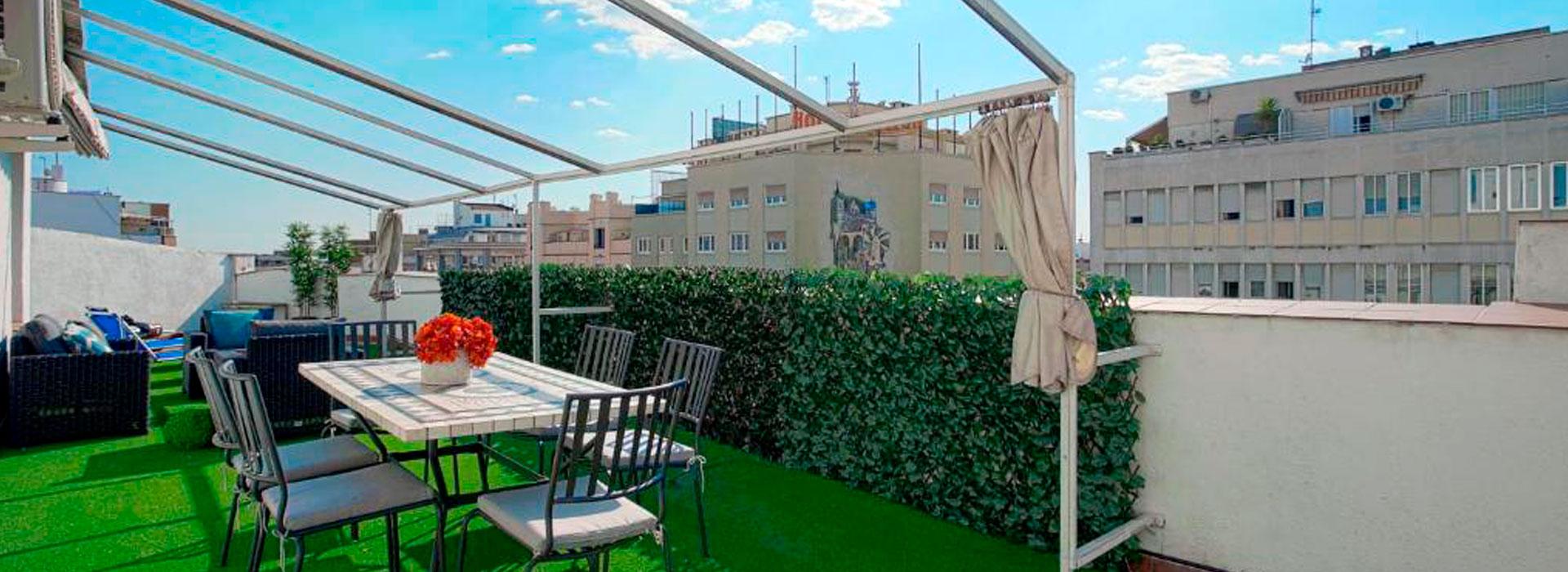 panoramic-Reina Sofía Terrace
