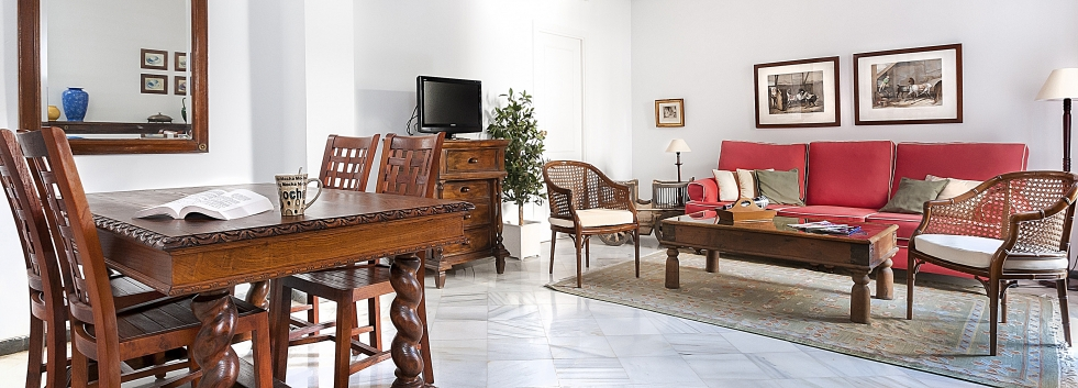 Luxury Apartment in Seville