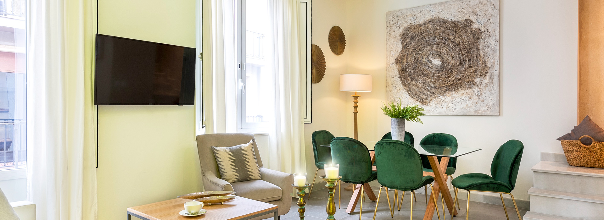 Luxury Duplex in Seville