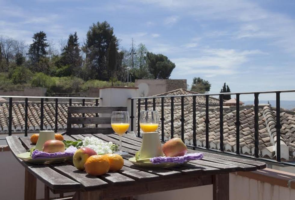 Luxury Penthouse in Granada