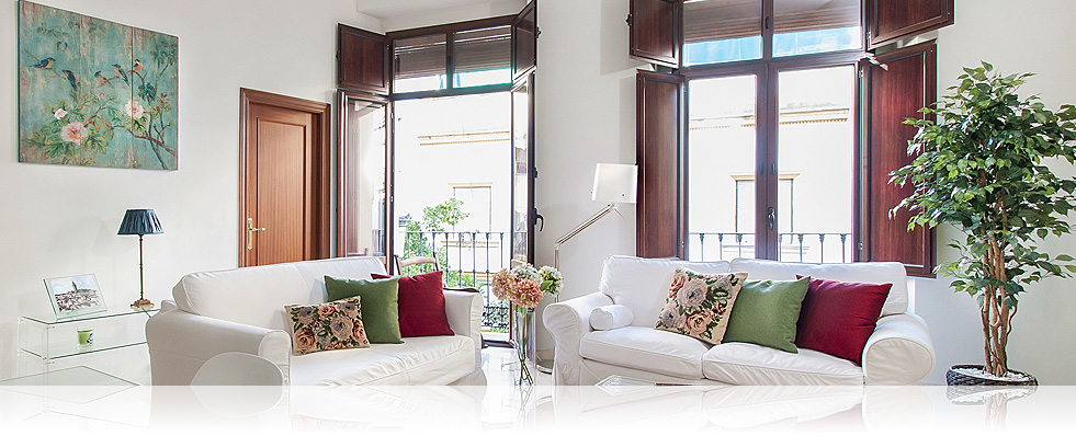 Apartamentos de lujo en sevilla espa a genteel home for Apartamentos para alquilar en sevilla centro