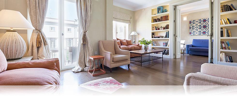 Apartamentos de lujo en sevilla espa a genteel home for Apartamentos para vacaciones en sevilla