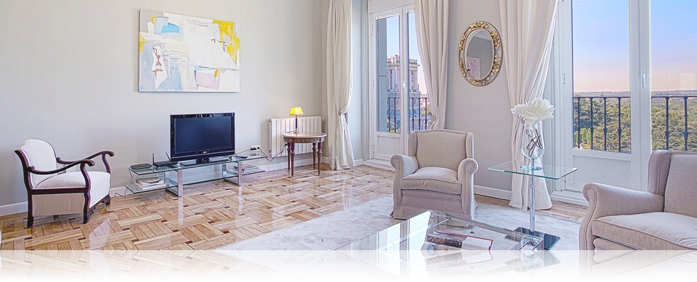 Alquiler apartamento de lujo en sevilla madrid y granada for Alquiler de apartamentos en sevilla centro