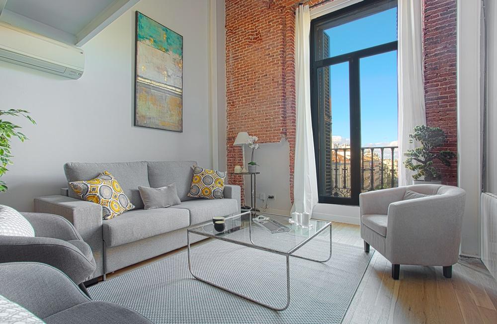 Lagasca Ii Duplex In Madrid
