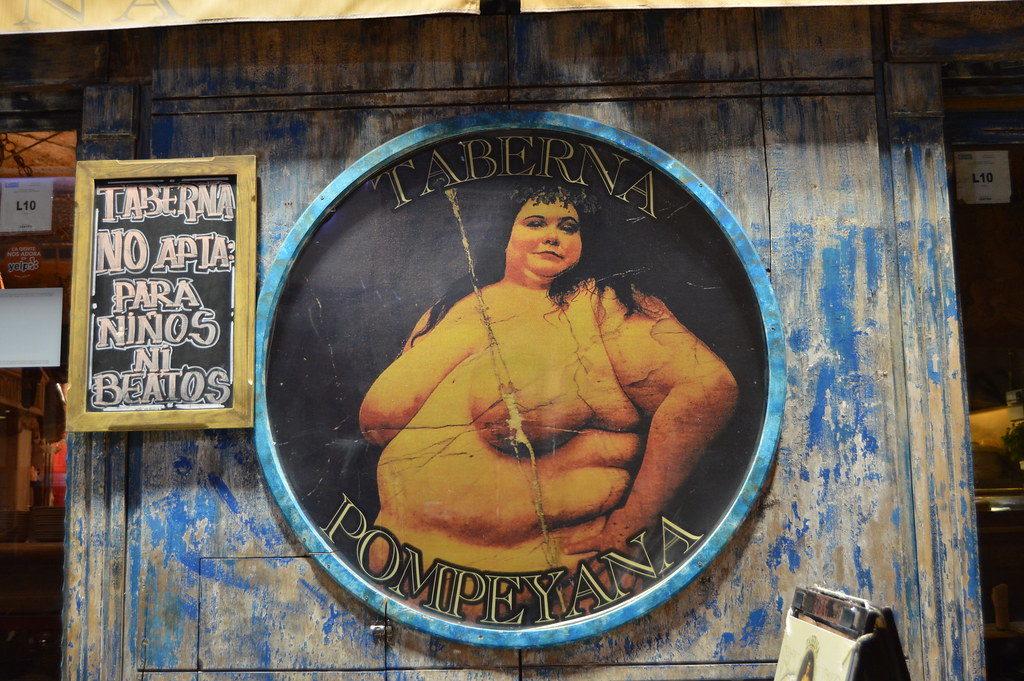 cartel-taberna-pompeyana-madrid