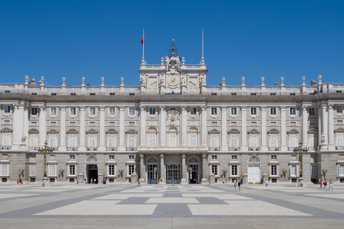 Palacio Real - Royale Palace Madrid