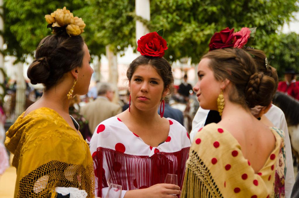 Flamencas women