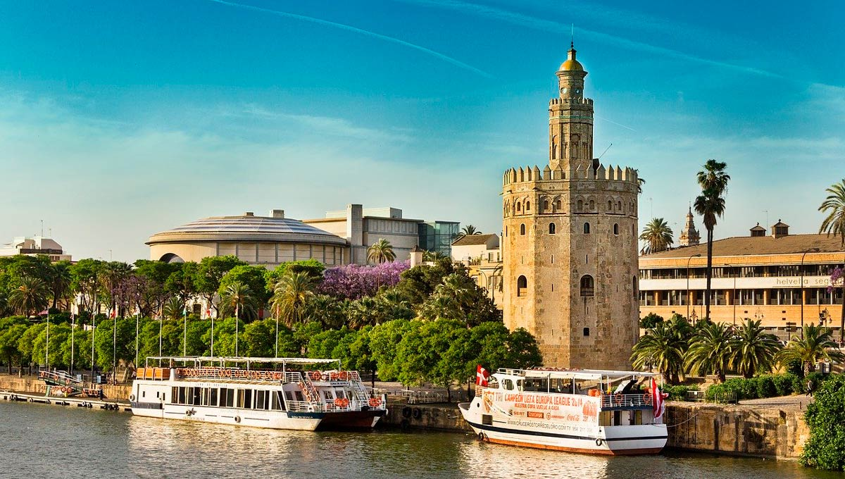 Gold Tower of Seville