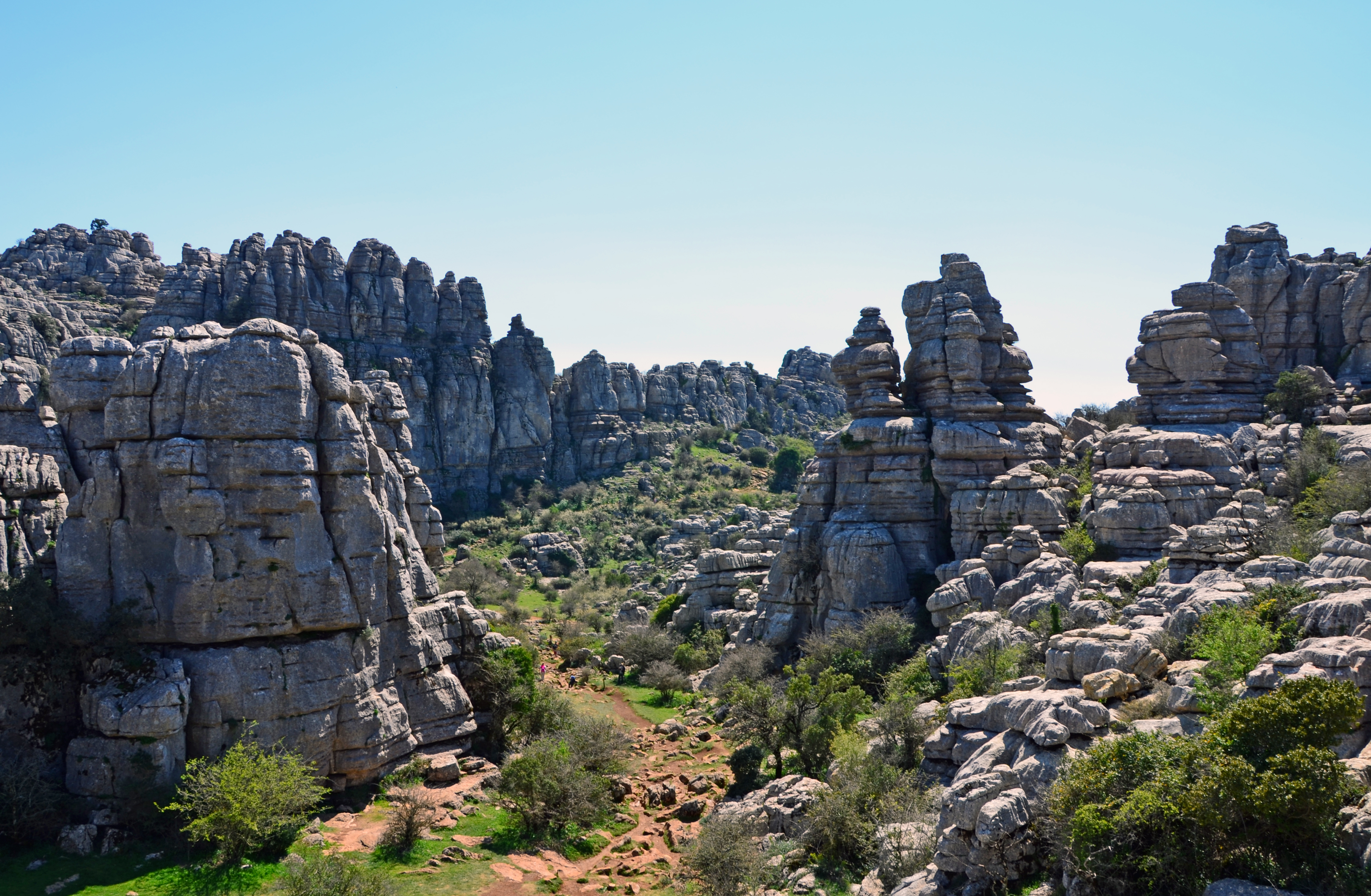 Torcal of Antequera